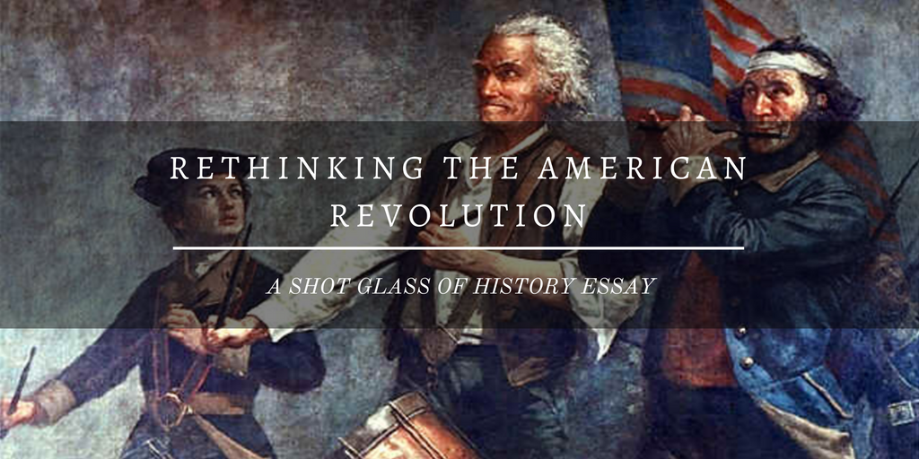 essays about american revolution